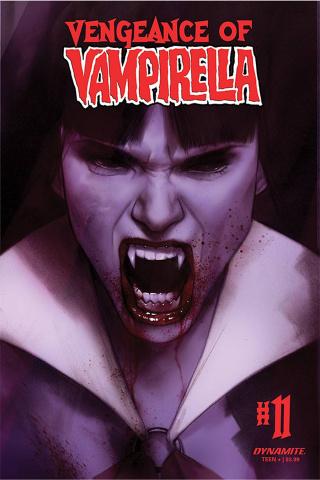 Vengeance of Vampirella #11 (Oliver Cover)