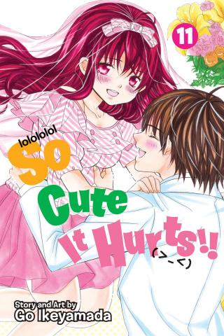 So Cute It Hurts!! Vol. 11