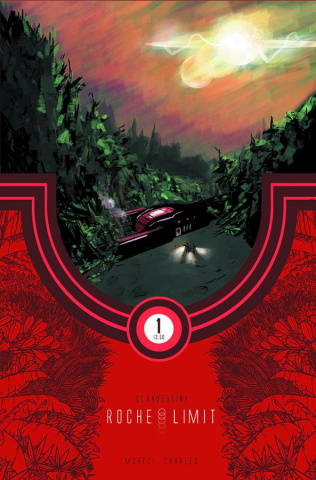 Roche Limit: Clandestiny #1 (Malhorta Cover)