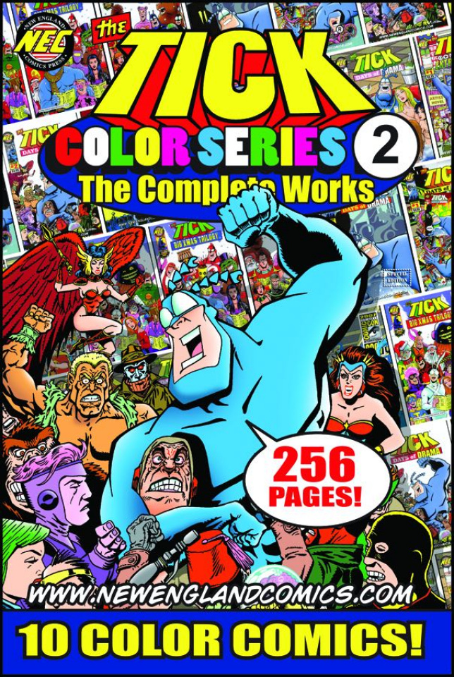 The Tick Color Series Vol. 2