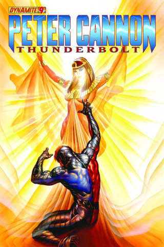 Peter Cannon: Thunderbolt #9 (Ross Cover)