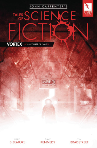 Tales of Science Fiction: Vortex #3