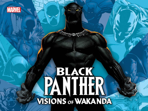 Black Panther: Visions of Wakanda