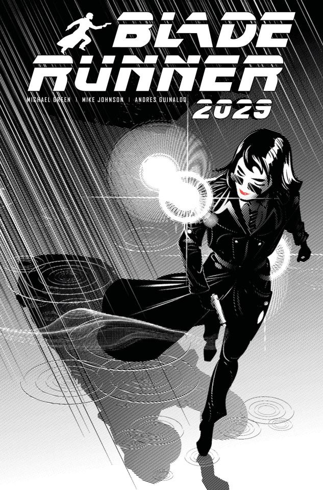 Blade Runner 2029 #3 (Hughes Cover)