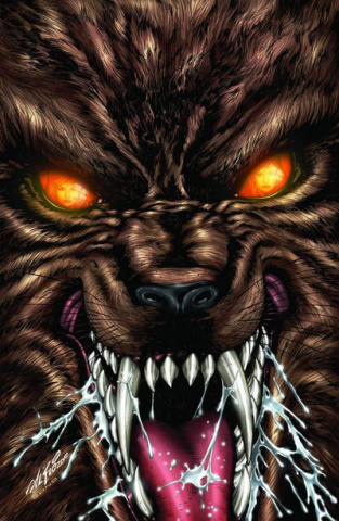 Grimm Fairy Tales: Myths & Legends #4 (Rio Monster Cover)