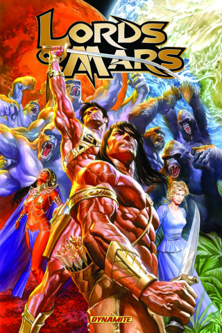 Lords of Mars Vol. 1