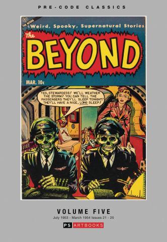 The Beyond Vol. 5