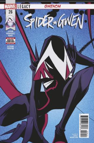 Spider-Gwen #26 (2nd Printing)