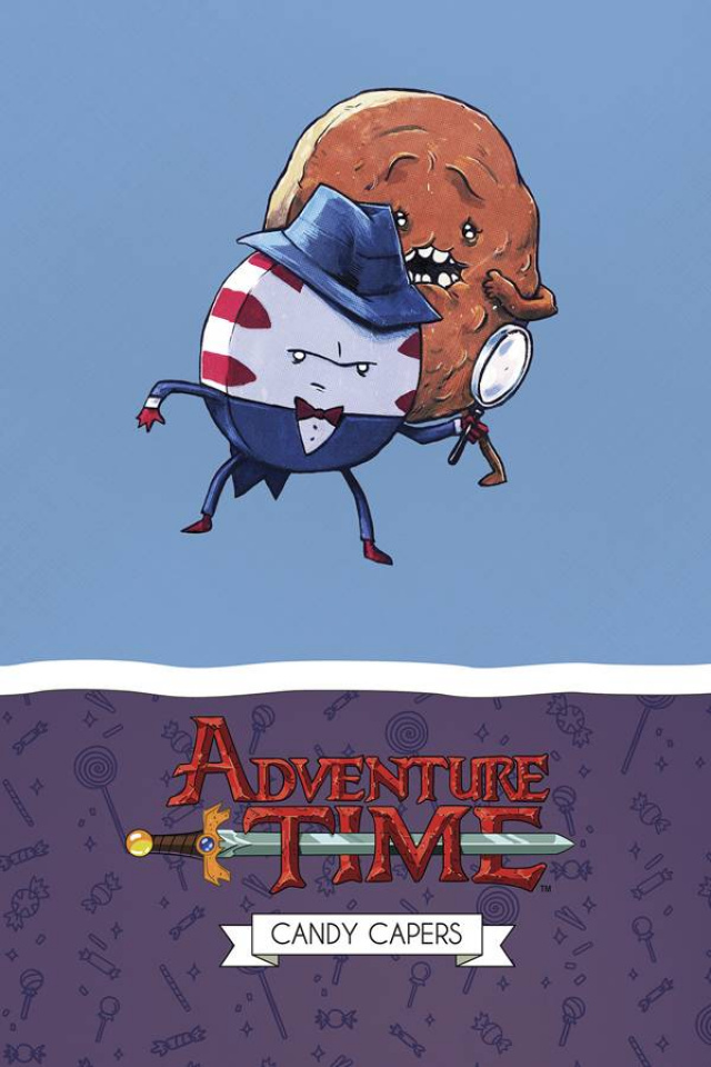 Adventure Time: Candy Capers (Mathematical Edition)