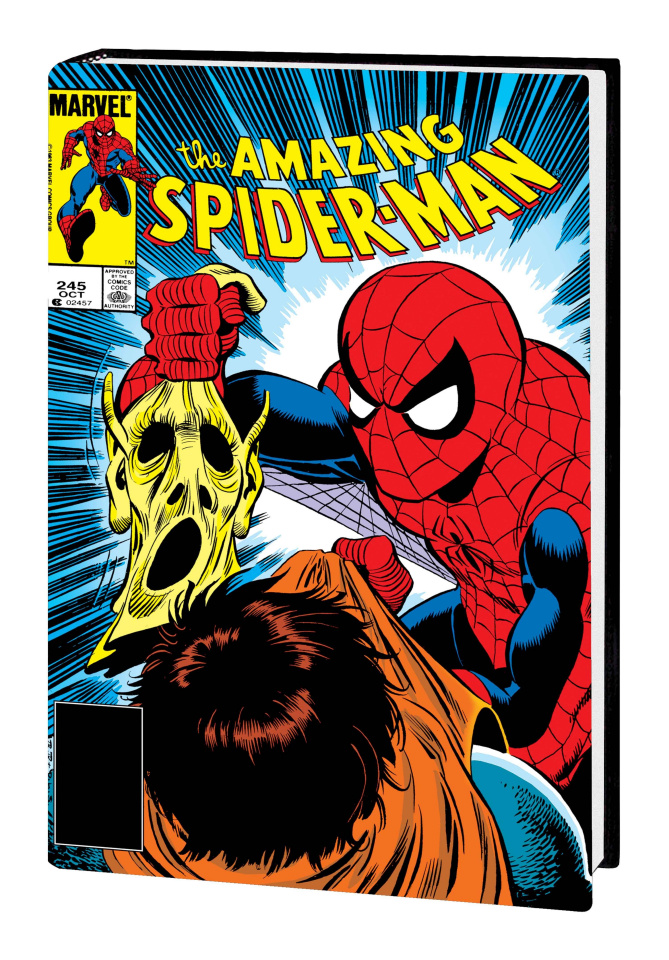 Spider-Man by Stern: Hobgoblin Unmasked (Omnibus)