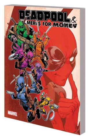 Deadpool and The Mercs For Money Vol. 2: IvX