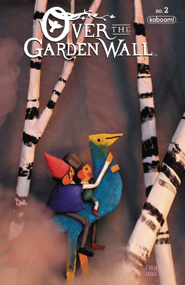 Over the Garden Wall #2 (2nd Printing)