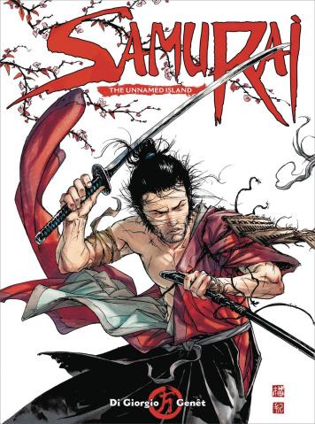 Samurai Vol. 1: The Isle With No Name