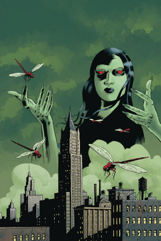Black Hammer: Age of Doom #12 (Ormston Cover)
