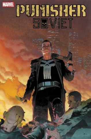 Punisher: Soviet #4 (Ribic Cover)