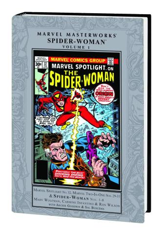 Spider-Woman Vol. 1 (Marvel Masterworks)