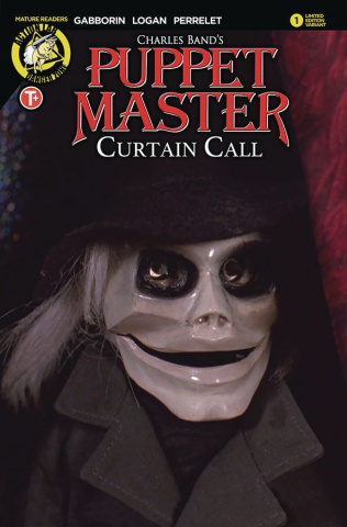 Puppet Master: Curtain Call #1 (Photo Cover)