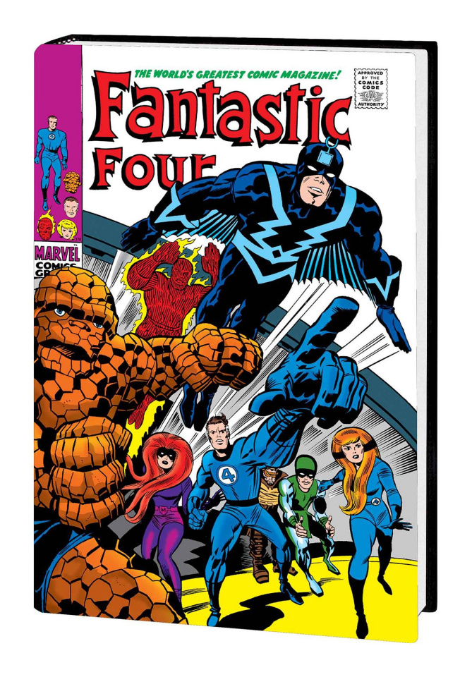 Fantastic Four Vol. 3 (Omnibus Kirby Cover)