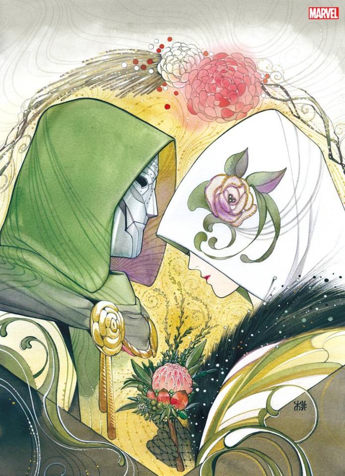 Fantastic Four #32 (Momoko Virgin Cover)