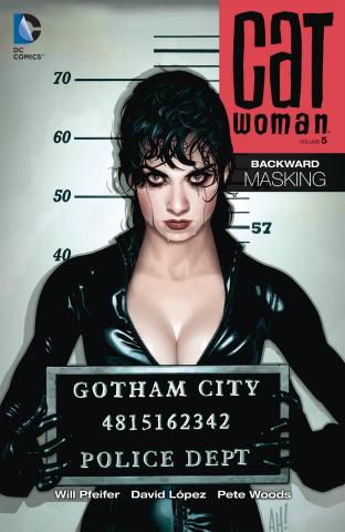 Catwoman Vol .5: Backward Masking