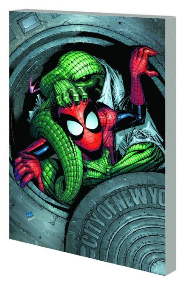 Marvel Adventures: Spider-Man Sensational Digest