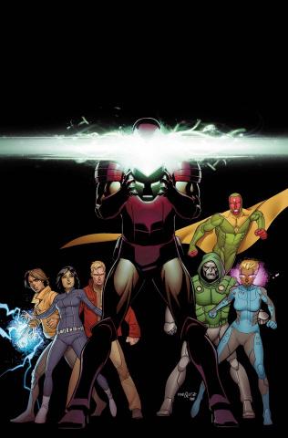 Avengers AI #6