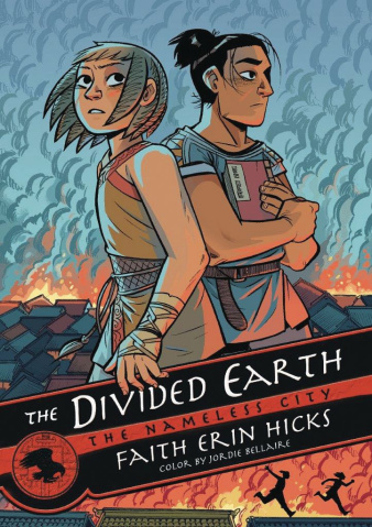 The Nameless City Vol. 3: The Divided Earth
