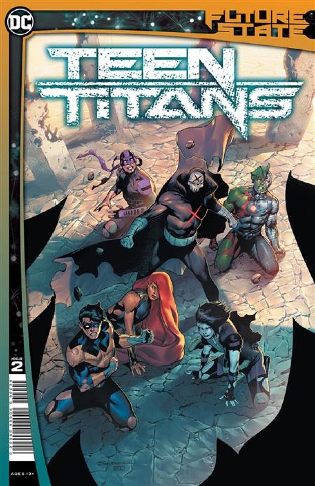 Future State: Teen Titans #2 (Rafa Sandoval Cover)