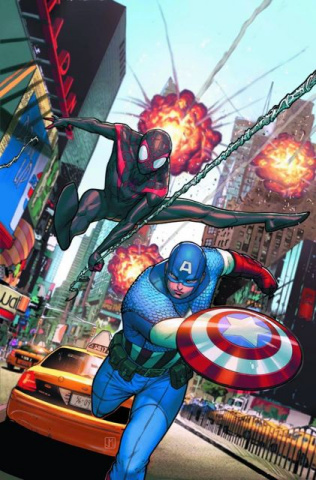 Ultimate Comics Spider-Man #14