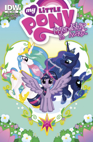 My Little Pony: Friendship Is Magic #38 (10 Copy Cover)