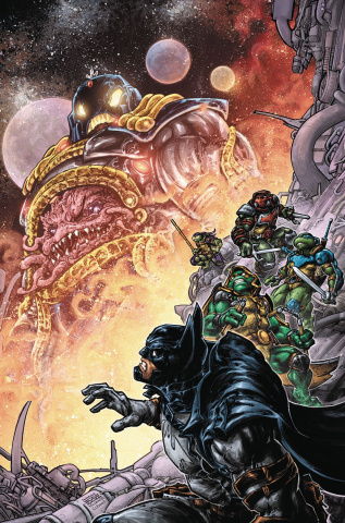 Batman / Teenage Mutant Ninja Turtles III #3