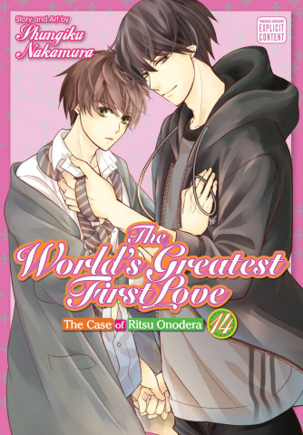 The World's Greatest First Love Vol. 14