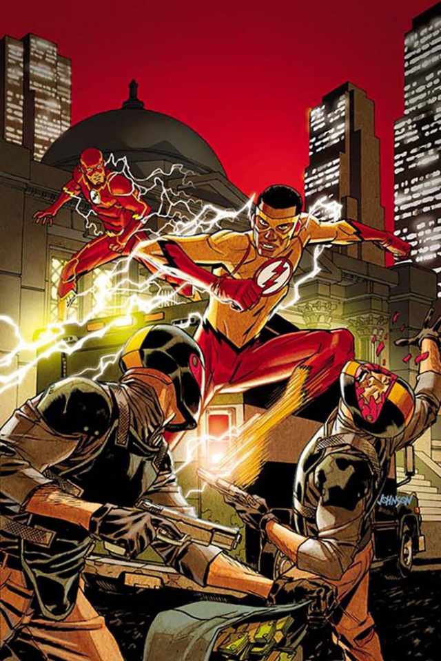 The Flash #7 (Variant Cover)
