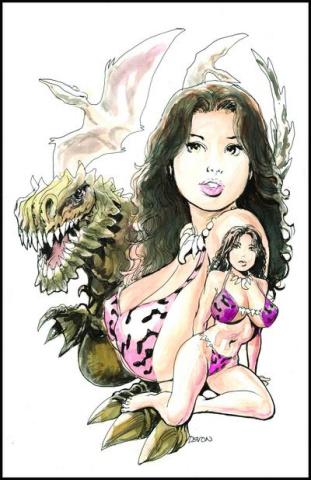 Cavewoman: Mutation #1