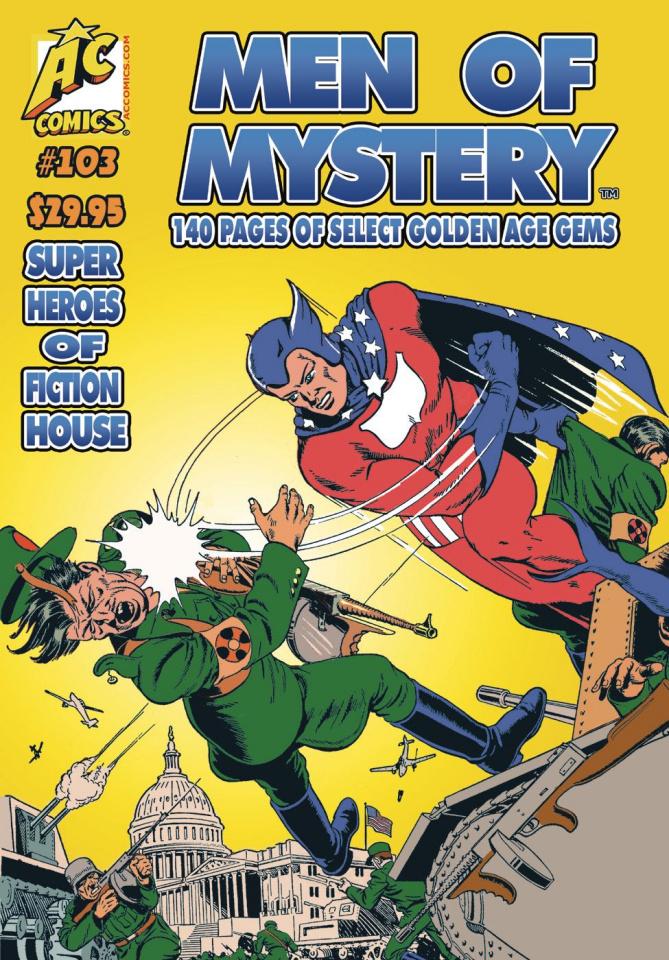 Men of Mystery #103