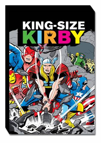 King Size Kirby Slipcase