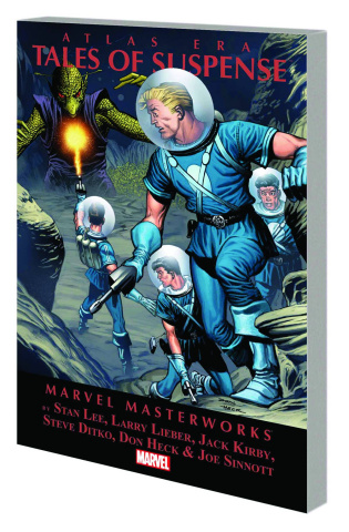 Atlas Era Tales of Suspense Vol. 1 (Marvel Masterworks)