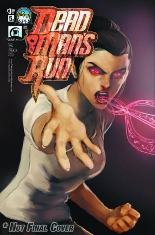 Dead Man's Run #5 (Oum Cover)