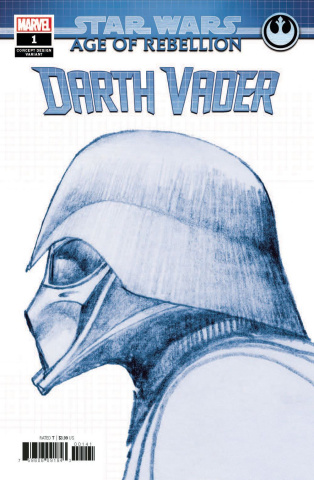 Star Wars: Age of Rebellion - Darth Vader #1 (Concept Cover)