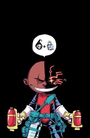 Deathlok #1 (Young Cover)