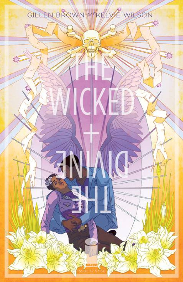 The Wicked + The Divine #12 (Brown Cover)