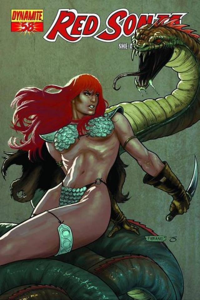 Red Sonja #58