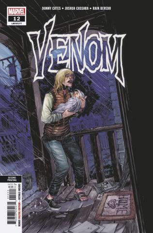 Venom #12 (Cassara 2nd Printing)