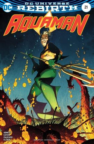 Aquaman #21 (Variant Cover)