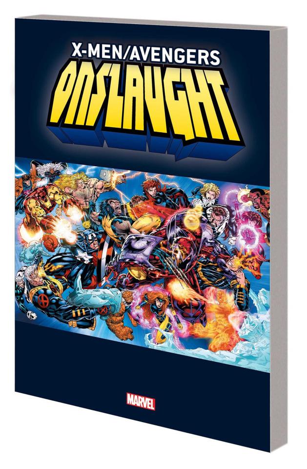 X-Men / Avengers: Onslaught Vol. 1
