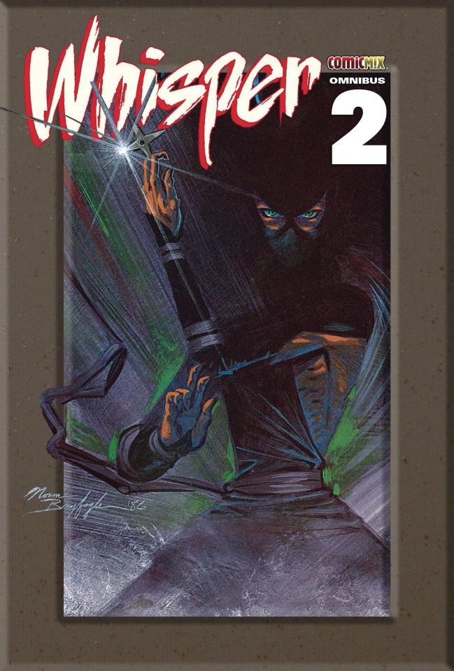 Whisper Vol. 2 (Omnibus)