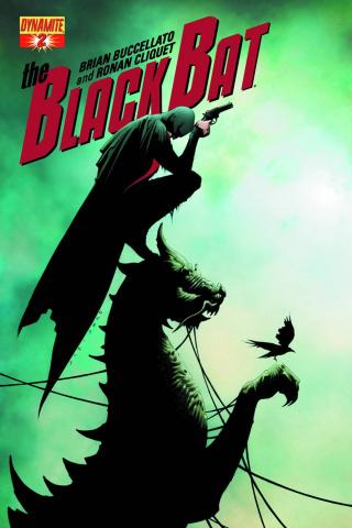 The Black Bat #2 (Lee Cover)