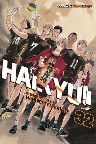 Haikyu!! Vol. 32