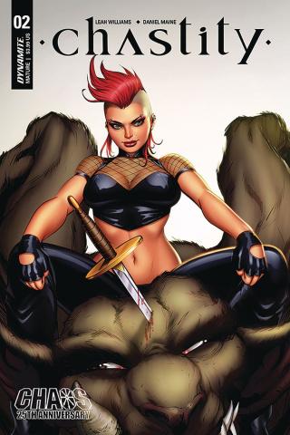 Chastity #2 (Garza Cover)