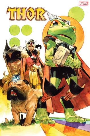 Thor #18 (Klein Cover)